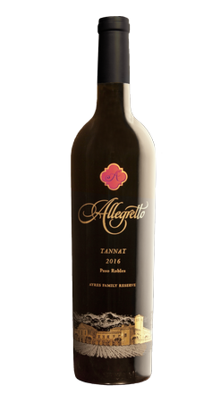 2016 Tannat, Allegretto Vineyard
