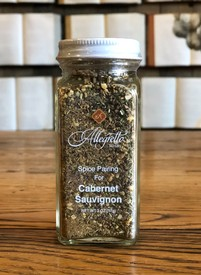 Spice Pairing for Cabernet